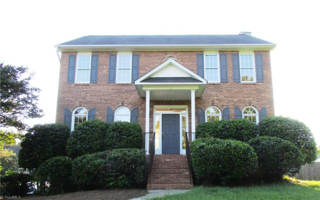 3718 Squirewood Drive, Clemmons, NC 27012 (MLS #901148) :: Kristi Idol with RE/MAX Preferred Properties