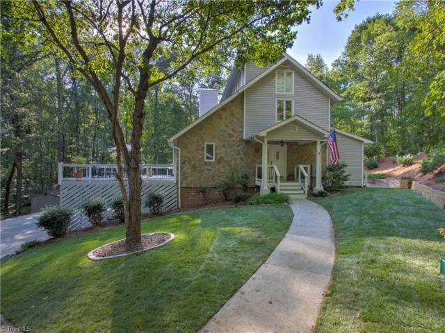 4917 Golden Oaks Drive, Oak Ridge, NC 27310 (MLS #901315) :: Kristi Idol with RE/MAX Preferred Properties