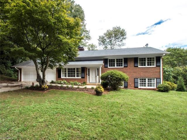 2706 Northampton Drive, Greensboro, NC 27408 (MLS #901331) :: Kristi Idol with RE/MAX Preferred Properties