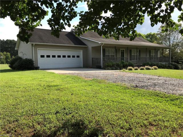 5381 N Us Highway 601, Mocksville, NC 27028 (MLS #901444) :: Kristi Idol with RE/MAX Preferred Properties