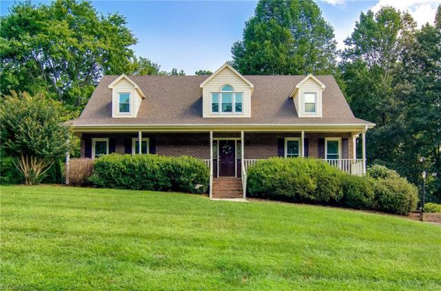 852 Terrace Drive, Lexington, NC 27295 (MLS #901639) :: Kristi Idol with RE/MAX Preferred Properties