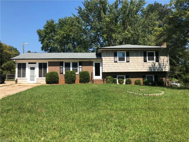 202 Sidney Street, Lexington, NC 27295 (MLS #901765) :: Kristi Idol with RE/MAX Preferred Properties