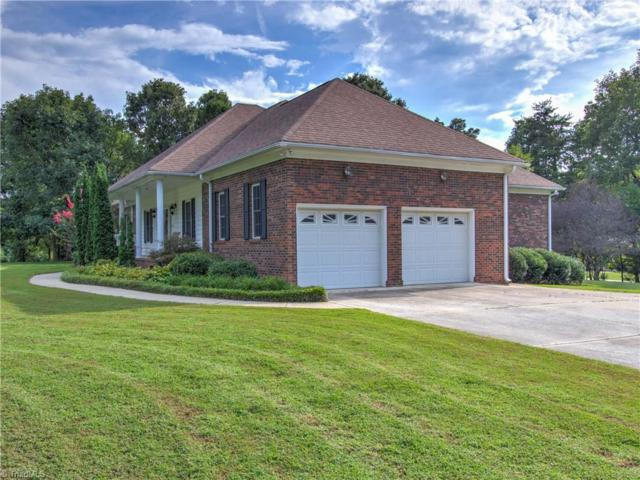 5900 Harvester Drive, Greensboro, NC 27406 (MLS #901951) :: Kristi Idol with RE/MAX Preferred Properties