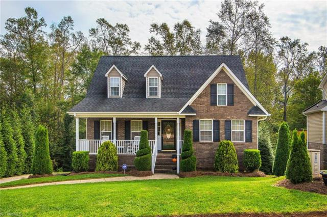 1114 Folkstone Ridge Lane, Winston Salem, NC 27127 (MLS #902187) :: HergGroup Carolinas