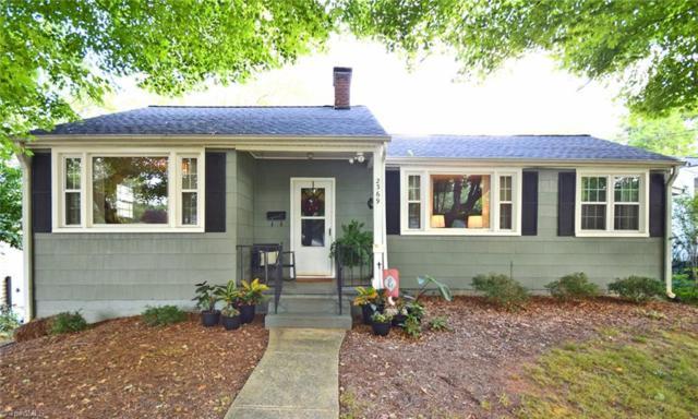 2369 Westover Drive, Winston Salem, NC 27103 (MLS #902357) :: Kristi Idol with RE/MAX Preferred Properties