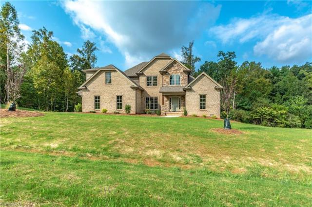 2511 Rivers Edge Road, Summerfield, NC 27358 (MLS #902391) :: HergGroup Carolinas