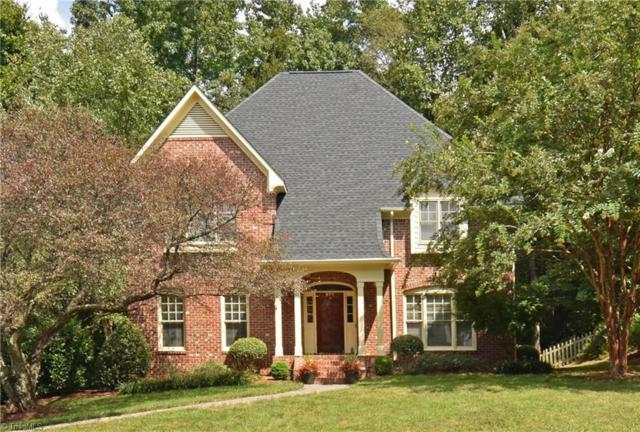 971 Ridge Gate Drive, Lewisville, NC 27023 (MLS #902429) :: Kristi Idol with RE/MAX Preferred Properties