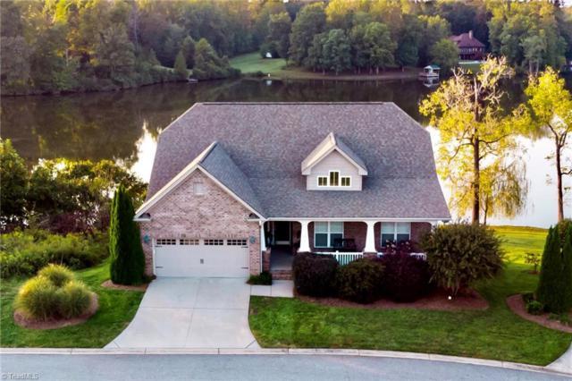 165 Reserve Drive, Mocksville, NC 27028 (MLS #902590) :: Kristi Idol with RE/MAX Preferred Properties