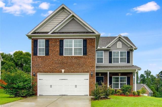 6713 Laurel Fork Drive, Whitsett, NC 27377 (MLS #902913) :: Kristi Idol with RE/MAX Preferred Properties