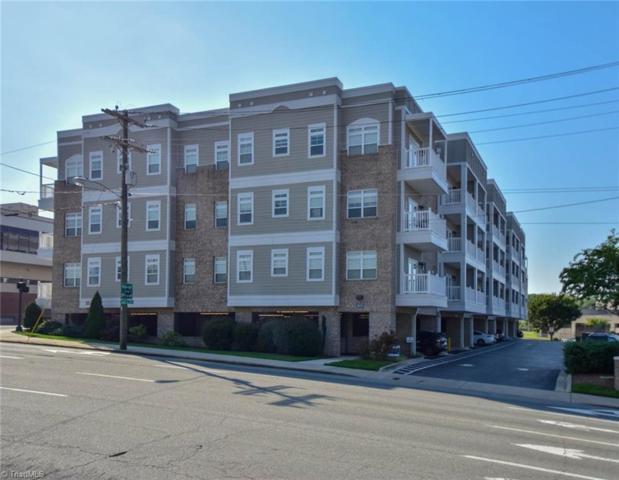 605 Market Street #306, Greensboro, NC 27401 (MLS #902957) :: Kristi Idol with RE/MAX Preferred Properties