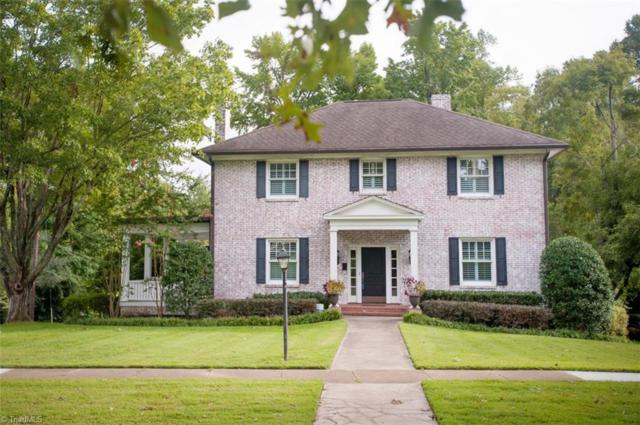 301 Edgedale Drive, High Point, NC 27262 (MLS #905237) :: Kim Diop Realty Group