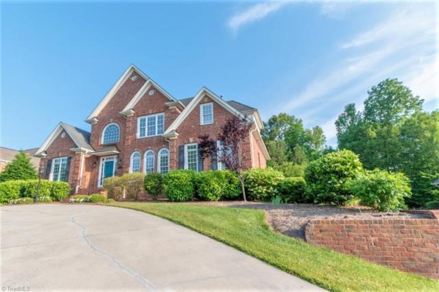 2142 Cherrywood Drive, Clemmons, NC 27012 (MLS #905442) :: Berkshire Hathaway HomeServices Carolinas Realty