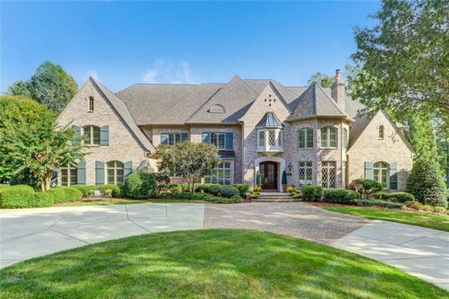 825 Bass Landing Place, Greensboro, NC 27455 (MLS #905973) :: Kristi Idol with RE/MAX Preferred Properties