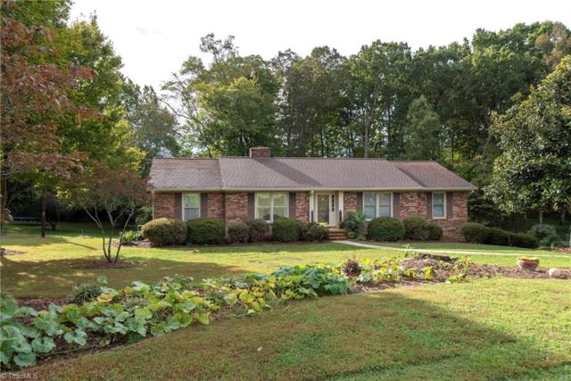 130 Sunny Acres Drive, Lewisville, NC 27023 (MLS #906078) :: The Temple Team