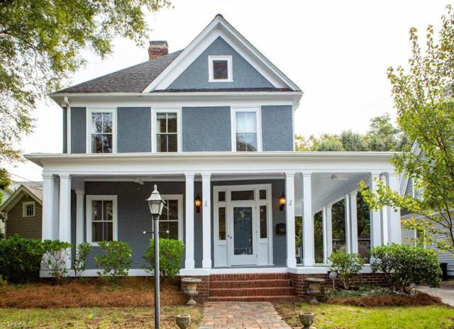 710 Magnolia Street, Greensboro, NC 27401 (MLS #906564) :: NextHome In The Triad