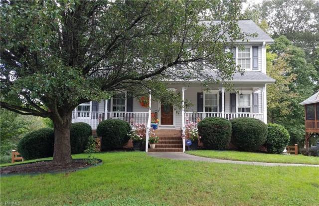 528 Regal Drive, Winston Salem, NC 27127 (MLS #906919) :: Lewis & Clark, Realtors®