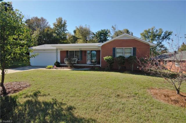 1302 Liberty Drive, Thomasville, NC 27360 (MLS #908342) :: Kristi Idol with RE/MAX Preferred Properties
