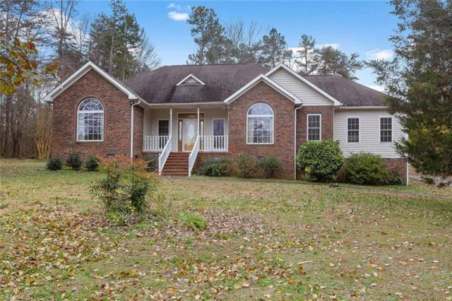 5909 Harvester Drive, Greensboro, NC 27406 (MLS #908424) :: Kristi Idol with RE/MAX Preferred Properties
