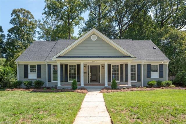 2202 Carlisle Road, Greensboro, NC 27408 (MLS #908533) :: Kristi Idol with RE/MAX Preferred Properties