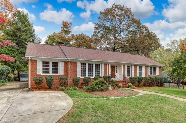 900 Montrose Drive, Greensboro, NC 27410 (MLS #909079) :: HergGroup Carolinas