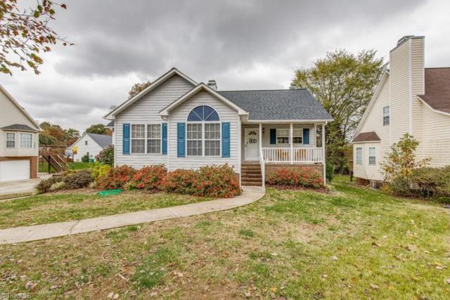 125 Spring Park Court, Clemmons, NC 27012 (MLS #909108) :: Kim Diop Realty Group