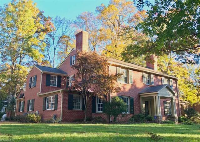 2206 Madison Avenue, Greensboro, NC 27403 (MLS #909509) :: Kristi Idol with RE/MAX Preferred Properties