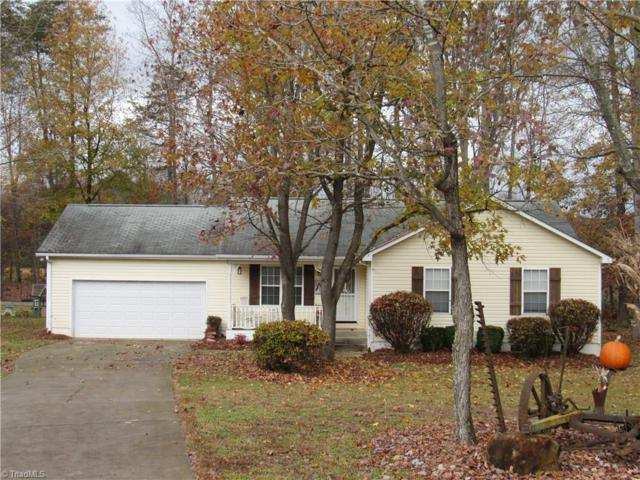 1168 Briaridge Court, Winston Salem, NC 27107 (MLS #910914) :: Kristi Idol with RE/MAX Preferred Properties