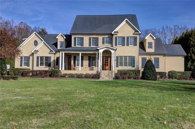 6212 Mckibbin Circle, Summerfield, NC 27358 (MLS #911499) :: Kristi Idol with RE/MAX Preferred Properties