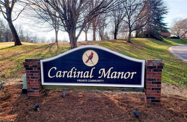 5829 Cardinal Way, Greensboro, NC 27410 (MLS #911866) :: NextHome In The Triad