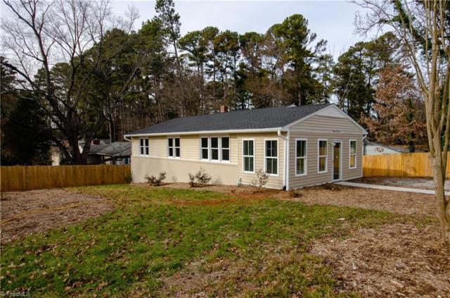 1601 Quail Drive, Greensboro, NC 27408 (MLS #912296) :: Kristi Idol with RE/MAX Preferred Properties