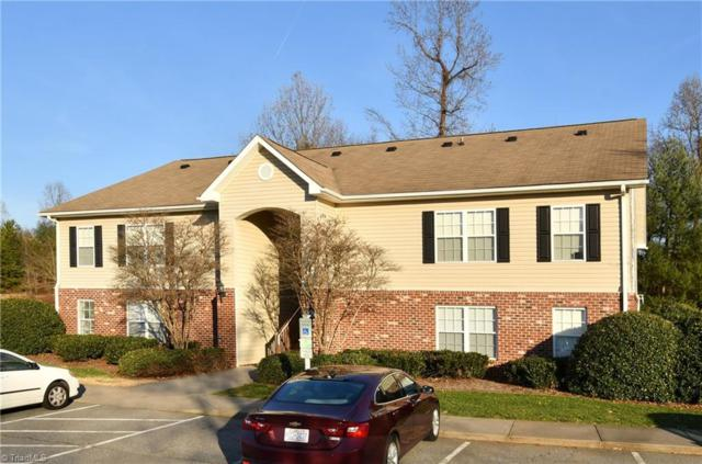 1920 Crest Hollow Drive #203, Winston Salem, NC 27127 (MLS #912376) :: Kim Diop Realty Group