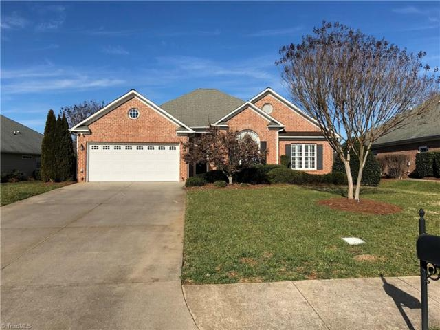128 W Eden Course Drive, Advance, NC 27006 (MLS #912573) :: RE/MAX Impact Realty