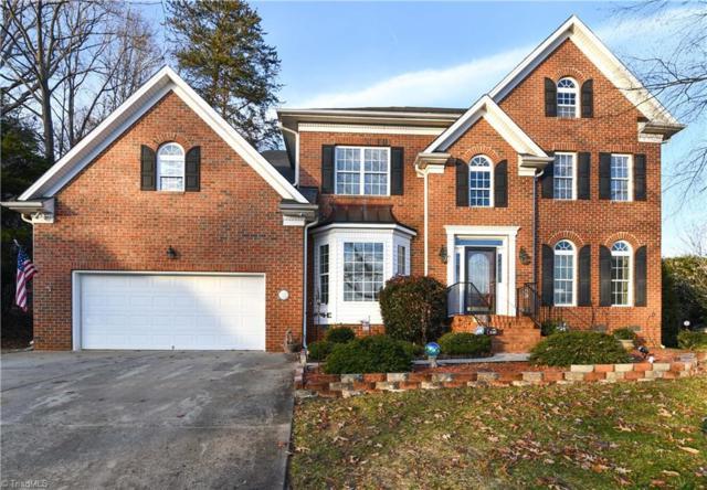 205 Oakmont Park Court, Kernersville, NC 27284 (MLS #912704) :: Kristi Idol with RE/MAX Preferred Properties