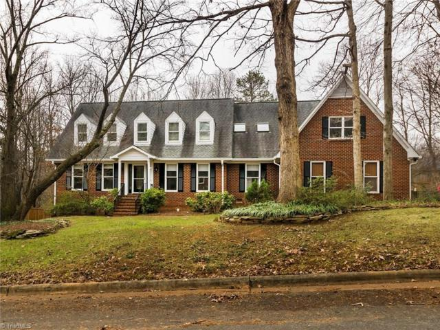 403 Staunton Drive, Greensboro, NC 27410 (MLS #913768) :: The Temple Team
