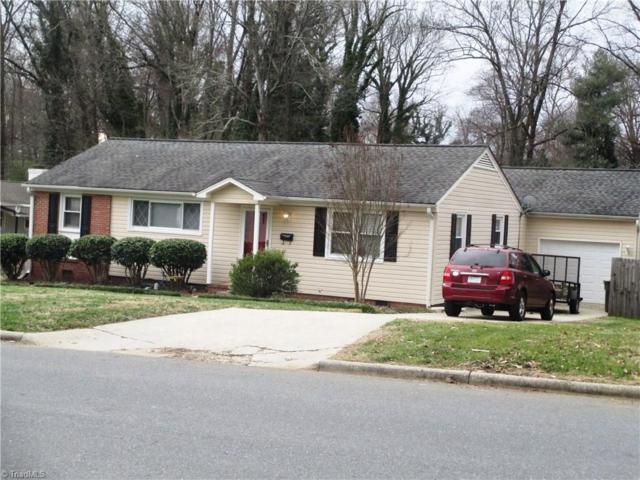2613 Shady Lawn Drive, Greensboro, NC 27408 (MLS #914134) :: Kristi Idol with RE/MAX Preferred Properties