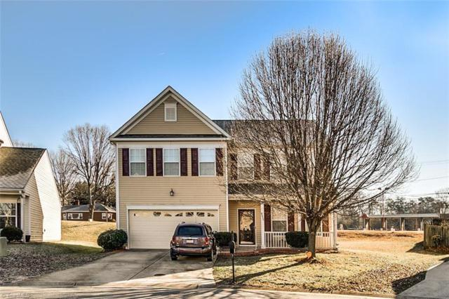4272 Morning Ridge Lane, Winston Salem, NC 27101 (MLS #914312) :: Kristi Idol with RE/MAX Preferred Properties