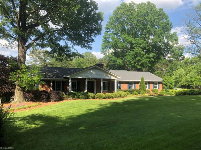 111 Arrowhead Circle, Lexington, NC 27295 (MLS #914525) :: HergGroup Carolinas
