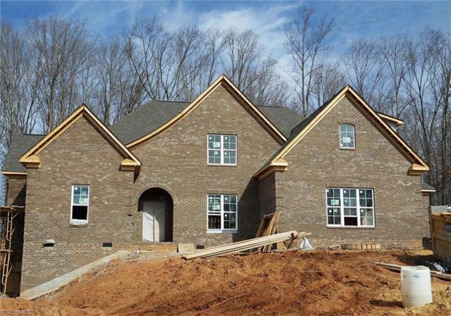 8617 Robert Jessup Drive, Greensboro, NC 27455 (MLS #914559) :: NextHome In The Triad