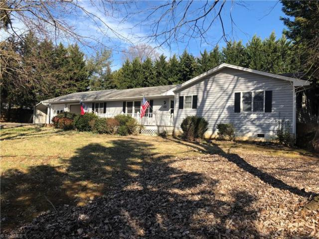 925 Hazelwood Drive, Winston Salem, NC 27103 (MLS #914778) :: Kristi Idol with RE/MAX Preferred Properties