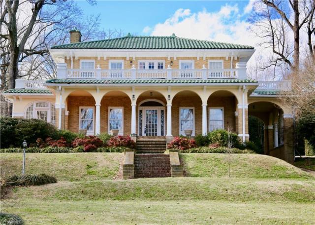 1604 N College Park Drive, Greensboro, NC 27403 (MLS #916394) :: Ward & Ward Properties, LLC