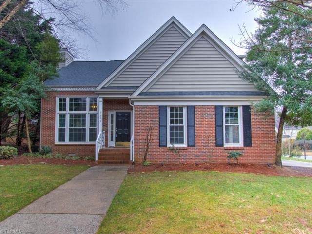 4823 Hickory Woods Drive, Greensboro, NC 27410 (MLS #916526) :: Kristi Idol with RE/MAX Preferred Properties
