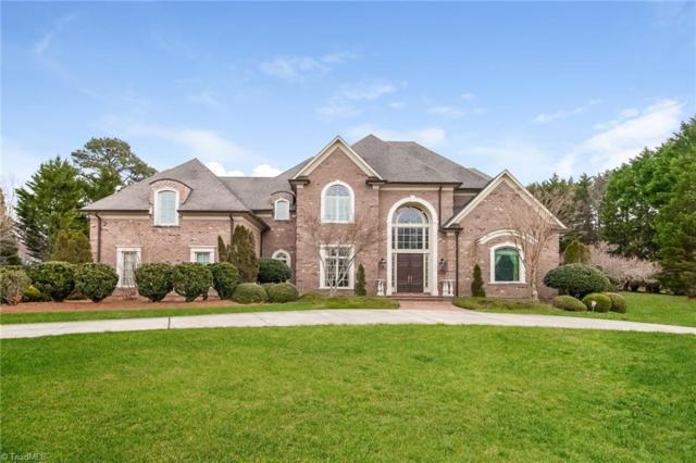 4001 Nathaniel Place Court, Winston Salem, NC 27106 (MLS #916768) :: Ward & Ward Properties, LLC
