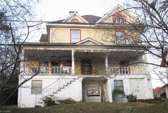 142 West End Boulevard, Winston Salem, NC 27101 (MLS #917286) :: Kristi Idol with RE/MAX Preferred Properties