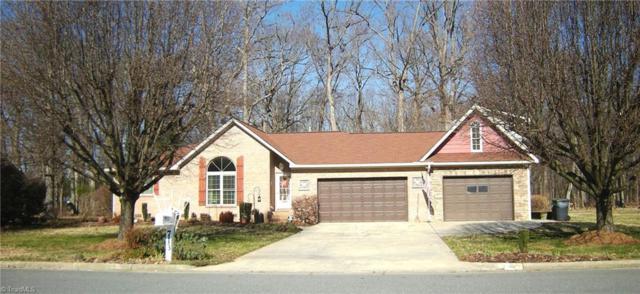 713 Oakwood Forest Lane, Kernersville, NC 27284 (MLS #917468) :: Kim Diop Realty Group