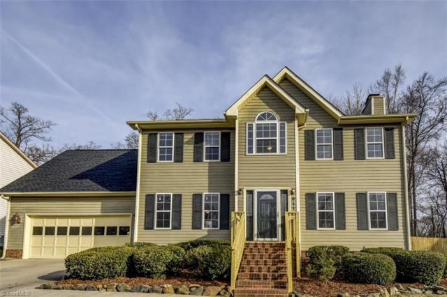 911 New Hampshire Drive, Jamestown, NC 27282 (MLS #917579) :: Lewis & Clark, Realtors®