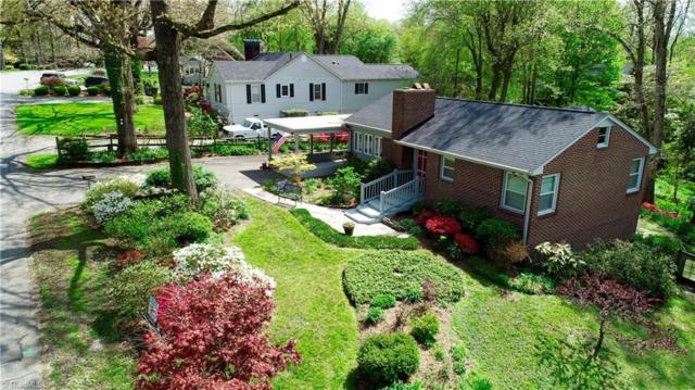 347 Forest Hill Drive, Wilkesboro, NC 28697 (MLS #917755) :: HergGroup Carolinas