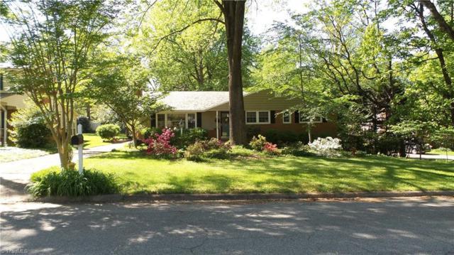 1101 Meade Drive, Greensboro, NC 27410 (MLS #918532) :: Berkshire Hathaway HomeServices Carolinas Realty