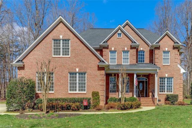 8412 Linville Oaks Drive, Oak Ridge, NC 27310 (MLS #918609) :: The Temple Team
