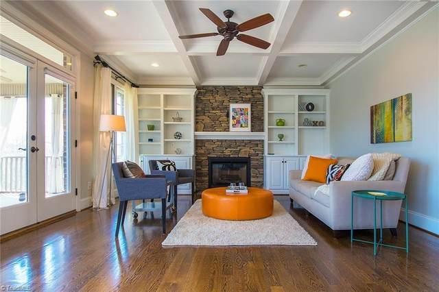 5051 Woodmont Ridge Court, Clemmons, NC 27012 (MLS #919014) :: Berkshire Hathaway HomeServices Carolinas Realty