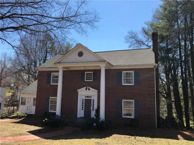 811 Hillcrest Drive, High Point, NC 27262 (MLS #922427) :: The Temple Team